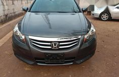 Honda Accord 2.0 Sedan 2012 Gray