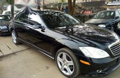 Mercedes Benz S550 2006 Black for sale