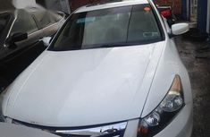 Honda Accord 2012 White for sale