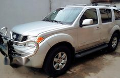Used Nissan Pathfinder 2005 Silver For Sale