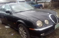 Jaguar S-Type 2001 Petrol Automatic Black