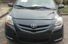 Toyota Yaris 2007 Black for sale