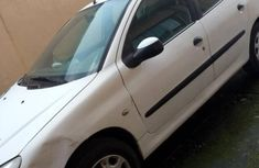 Peugeot 206 2006 XT 1.6 White for sale