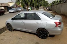 Tokunbo Toyota Yaris 2007 Silver for sale