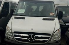 Mercedes-benz Sprinter 316 CDI 2012 Silver for sale
