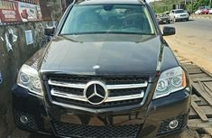 Clean Used Mercedes Benz GLK350 2012 Black for sale