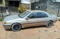 Peugeot 605 1999 Silver for sale