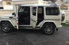 Mercedes-Benz G63 2014 White for sale