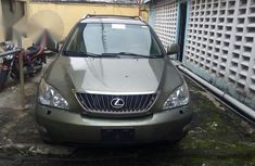 Tokunbo Lexus RX350 2007 Green for sale