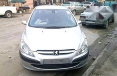 Peugeot 307 2003 SW Silver for sale