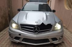 2010 Mercedes-Benz C63 Automatic Petrol well maintained