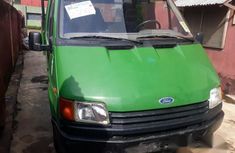 Tokunbo Ford Transit Pick Up 1998 Green for sale