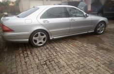 Mercedes Benz S500 2004 Silver For Sale