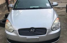 Hyundai Accent 2009 1.6 GLS Silver for sale