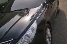 Hyundai Sonata 2013 Black for sale