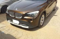 Sharp Gold 2007 BMW X1 for sale