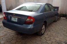 Neatly Used Nigerian Used Toyota Camry 2003