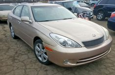 Well-maintained 2005 Lexus Es330 For Sale