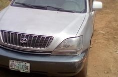 Toyota 1000 2002 Silver for sale