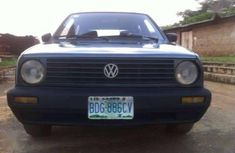 Blue Neat and Clean Golf 2 for sale