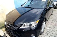 tincan cleared tokunbo Lexus es350 015 keyless fuloption very sharp for sale
