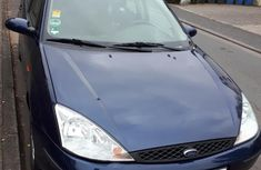 Ford Focus 2004 1.6 TDCI Blue for sale