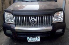 Mercury Mountaineer 2006 AWD Luxury 4.6 Black for sale