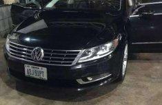 Black Volkswagen Passat 2013 for sale