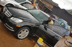 Mercedes-Benz C350 2009 Black  for sale
