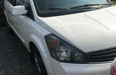 Nissan Quest 2007 White for sale