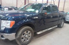 Ford F150 XLT 2009 Blue for sale