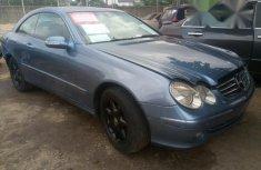 Mercedes-Benz CLK 2001 Blue  for sale