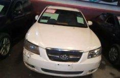 A clean Hyundai sonata 2007 model Nigerian used car for sale.