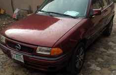 Opel Astra 1991 Red for sale
