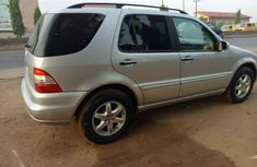 FOREIGN USED BENZ ML500 for sale