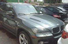 BMW X6 2008 Petrol Automatic Green for sale