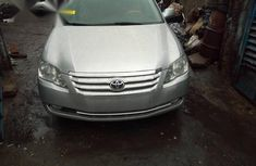 Toyota Avalon Limited 2006 Silver for sale