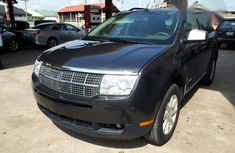 Lincoln MKX 2007 AWD Black for sale
