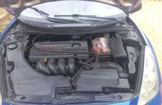 Registered 2004 Blue Toyota Celica for sale