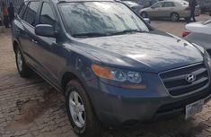 Hyundai Santa Fe 2.7 Automatic 2007 Blue for sale