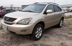 Clean Registered 2004 Lexus RX330 for sale