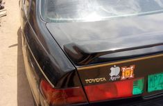 Toyota Camry 2002 Black for sale
