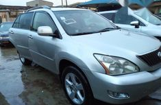 Clean Registered Lexus Rx350 2008 Silver for sale
