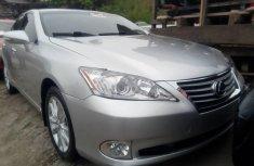 Lexus ES 2012 Automatic Petrol for sale