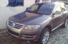 Volkswagen Touareg 2008 Gray for sale