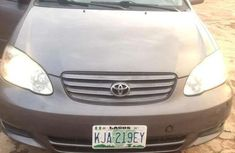 Begie Used Toyota corolla 2004 for sale
