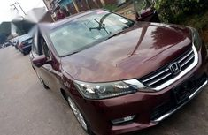 Honda Accord EXL 2013 Red for sale