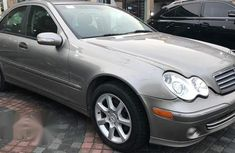 Mercedes-benz C280 2006 Gray for sale