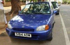 Toyota Starlet 1998 Bluefor sale