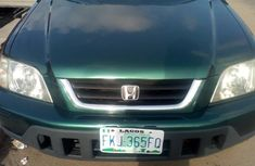 Honda CR-V 2001 2.0 4WD Automatic Green for sale